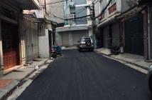 Bán gấp nhà Trần Bình, ô tô vô nhà, 4,5 tỷ.