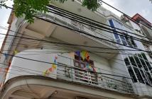 Bán nhà Trần Cung, lô góc, 2 vỉa hè, ô tô tránh, 42m2 x 4 tầng (0911.888.583)