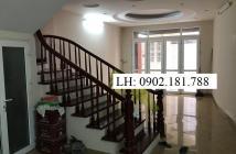 Bán nhà siêu đẹp quận Cầu Giấy, 52m2, 5 tầng, giá 4.55 tỷ. LH 0902181788.