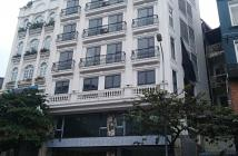 Bắn tòa khách sạn 8 tầng mặt phố TRung Kính....GIÁ=56tỷ