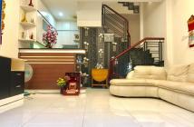Nhà Cầm Bá Thước, Phú Nhuận, 4 tầng, ngang 4.5m, giá 4.6 tỷ