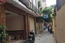 Bán nhà phố Hoàng Quốc Việt – Cầu Giấy, Ô tô gần, 2 thoáng, Ở luôn, 4T, 35M2.