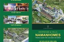 Chỉ từ 8.5 tỷ sở hữu ngay biệt thự liền kề tại khu tổ hợp thương mại sầm uất Cocobay Đà Nẵng