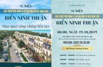 Ngày 19/10 Sự kiện giới thiệu tiềm năng BDS Biển Ninh Thuận tại Nha Trang