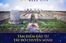 Bán nền góc 2 mặt tiền đường số 29 - KDC Ngân Thuận - Giá tốt