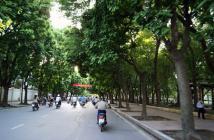 Bán nhà mặt phố Trần Phú, Ba Đình 14 tỷ 55m2, 4 tầng MT6m, ở KD