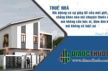Cho thuê nhà mặt phố Hàng Rươi, phường Hàng Mã, Quận Hoàn Kiếm, Hà Nội