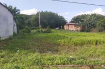 Mặt tiền Củ Chi. gần Tỉnh Lộ 8 diện tích  80m2 full thổ giá 300tr thương lượng nhẹ