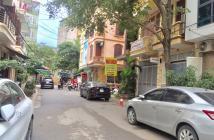 Nhà mặt ngõ 184 Hoàng Quốc Việt, quận Cầu Giấy 45m2x6T ngõ rộng 10m có vỉa hè giá 8,1 tỷ