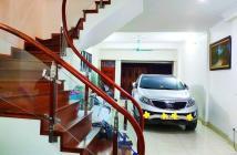 Giá Sốc!Bán gấp nhà Lê Đức Thọ, ô tô vào nhà, KD sầm uất, 68m2 x 5T, 4.8 tỷ. Cách MP20m.