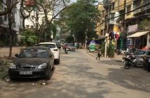 Bán nhà mặt ngõ khu 7,2ha Vĩnh Phúc, Ba Đình, 55m2 x 6 tầng, kinh doanh đủ kiểu