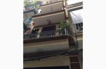 Bán nhà ngõ Linh Quang, 41m2, 5 tầng, an sinh tốt, giá 4,65 tỷ.