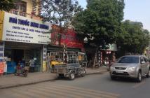 Mặt bằng kinh doanh phố Sài Đồng Long Biên