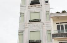 Cho thuê tòa nhà nguyên căn, gồm 01 hầm, 01 trệt, 06 tầng lầu. Thuận tiện làm văn phòng, lớp học,