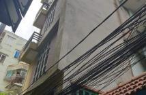 Dưới 2 tỷ có nhà DT 46m2*5T phố Tân Ấp.SĐCC.