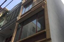 Bán nhà mới 5 tầng Khâm Thiên, Đống Đa, Hà Nội, 25m2, giá 1,65 tỷ, LH 0987318556.