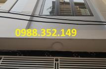 Bán nhà Phố Lụa-Vạn Phúc, 35m2x4 tầng – Giá 2,25 tỷ - Gần Bưu Điện Hà Đông, oto gần nhà