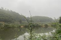Bán lô đất 4100m2,900m2 đất ở,mặt hồ Chóng,Yên Bài,HN.siêu phẩm mặt hồ Yên Bài