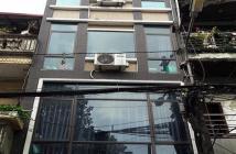 Bán nhà mới coong phố Hồ Tùng Mậu, 5 tầng 30m2, 3tỷ 300