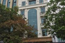 Bán toà nhà Văn Phòng 8 tầng mặt phố Dịch Vọng Hậu_Tôn Thất Thuyết. Giá= 61tỷ