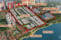 HOT HOT LK Shophouse Louis City Hoàng Mai DT 93m2 Chỉ 7 tỷ