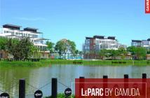 Hàng Hót : Bán shophouse Gamuda TTTM Leparc,view công viên Hồ Yên Sở,trả chậm 24 tháng