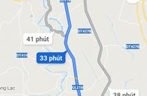 Thanh lý gấp Đầt thổ cư chính chủ Cầu Lão, mặt đường 21B. gần 240 m2  giá 30 triệu/m2  ( LH :
