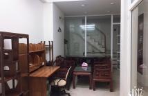 Cho thuê nhà Ngyuen Thái Học 40m2 x5T,4pn full nội thất.Ba Dình