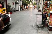 Ôtô, Kinh Doanh,nở hậu,  ngõ thông 2 thoáng, phố Vương Thừa Vũ, 44m, 4 tầng giá 4,6 tỷ.