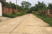 Bán đất ở Linh Sơn Hòa Lac, DT 267m2, mặt tiền ~8m giá 1.3 tỷ gần Asean resort