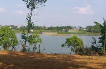 Chỉ 1 tỷ bạn có ngay 360 m2 đất view bám mặt Hồ chằm Bộc tọa lạc tại Yên thái Quốc oai.