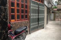 Chính chủ bán gấp, giá rẻ! Nhà mới đẹp Hồ Tùng Mậu, ngõ thông rộng, 45.3m2*5T chỉ 3.95 tỷ