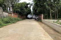 Bán 283m2 đất sổ đỏ vĩnh viễn, mặt tiền 22m tại xã Sài Sơn huyện Quốc Oai