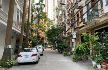 Nhà 6 Tầng, phố Trung Kinh, Vỉa Hè, Kinh Doanh, ô tô Tránh, DT 50 m2, MT 4.2m, Giá 10.8 tỷ