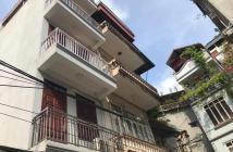Bán gấp nhà mặt ngõ phố Khương Thượng oto đỗ cửa. LH: 0961064095.