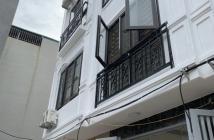 Bán nhà xây mới 4 tầng gần cây xăng Đồng Mai cách QL6 200m ôtô cách 1 nhà 1,45 tỷ(CTL)