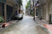 Bán nhà Hoàng Quốc Việt, đường ô tô tránh, mặt tiền 5.8m, giá 8.35 tỷ