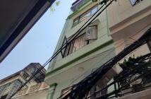 Nhà OTO đỗ cửa, 2 mặt thoáng NGUYỄN AN NINH 35m2 Chỉ 10m ra phố