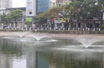Bán đất m.hồ Hoàng Cầu-ĐĐ, nở hậu, đất 102m2,giá 16 tỷ 0917271155