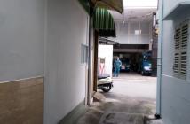 Nhà hẻm yên tĩnh, cho thuê, ở gần sát bệnh viện ĐK Bưu điện 2, Quận 10