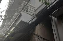 Bán nhà phố Bà Triệu, Hai Bà Trưng 30/32m2, 4 tầng, MT5m, 3.6 tỷ.