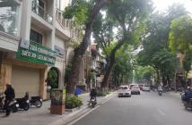 Bán nhà mặt phố Bà Triệu, 105m, 7 tầng thang máy, giá 68,5 tỷ.