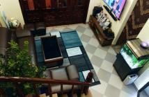 Nhà phân lô, oto 16 chỗ đỗ cửa, DT 35x4 tầng, giá 4.2 tỷ, Huỳnh Thúc Kháng, Láng Thượng