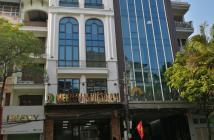 Bán tòa nhà mới xây mặt phố Đặng Thùy Trâm_H.Q.Việt Mt 8.6m. Giá 42tỷ