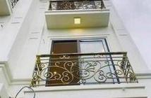 Bán nhà 4 tầng 33 m2, gần đường 3.5 đang mở, ô tô đỗ cửa Vân Canh, Hoài Đức, giá chỉ 2.05 tỷ