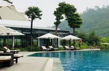 Bán căn Biệt thự Song Lập Xanh Villas view cây Xanh Công viên gần suối bể bơi.