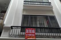 Bán nhà phố Trần Quốc Hoàn DT 56m2 x 6 tầng x MT 5m, thang máy. Giá 13.6 tỷ