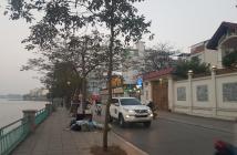 Mặt phố view Hồ Tây Hà Nội 220m2 mặt tiền 14m vỉa hè kinh doanh nhỉnh 90 tỷ.