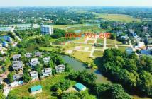 Bán gấp lô đất full thổ cư, 2 mặt tiền, View suối Kiêu, giá 16tr/m2.