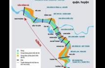 Bán đất đầu tư đường ô tô MT 6,7m AB Quán Trạch-  Liên nghĩa- Văn Giang